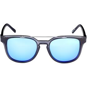 Alpina Sylon Cykelbriller, black matt-black transp.